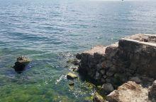 抚仙湖的水真的很不错