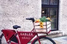 长假出门浪 @ Gablerbrau  1429年的餐厅开业年份,简直古老到难以置信  而同样令人无