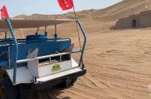 #库木塔格沙漠#沙漠冲浪车,很推荐玩哦,特别的刺激。