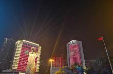 70周年庆典,海珠广场景色