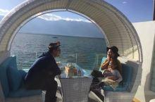 大理双廊洱海边,找个水边的客栈住下,惊叹于干净的美景!镇上逛一别有一番滋味!