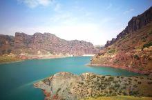 新疆S101省道自驾游第一天第四站:赤壁天湖         (续上篇:第三站)到达石梯子后高德地图