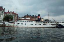斯德哥尔摩的游船摆渡和码头