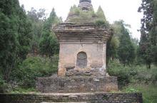 嵩山少林寺美景