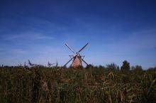 莱茵河之旅——小孩堤防风车群,列入联合国科教文组织世界遗产名录的荷兰最知名景点之一(2)。