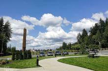 美国落基山脉下七日游之第一日:参观当地政府办的印第安人文化博物馆。