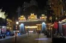 燕都古城的夜景很漂亮的,随便走走欣赏欣赏,很美的。