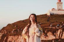 跟我走吧,去大陆的尽头看一场日落 从里斯本一路向西 开车去罗卡角 夕阳美得睁不开眼 关于葡萄牙海航大