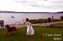 美国柯克兰华盛顿湖畔婚礼花絮。 柯克兰莱克·蒂米斯卡明区