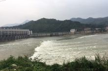 韩江上截流发电