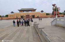 文化长廊圣人聚集地。