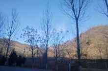 河南灵宝,这里盛产苹果,山里有大片苹果园,国道上还有果农卖自家果园里结的苹果的,买了二箱,100元,