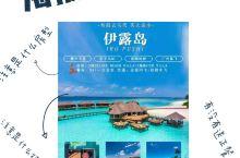 马尔代夫 | 选岛攻略 | 一次告诉你那些关键词要考虑 马尔代夫选岛: 👍因为我们这次去了两个岛,所