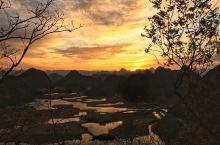 """普者黑 中国独一无二的喀斯特山水田园风光,景区总面积388平方公里,以""""水上田园、湖泊峰林、彝家水乡"""