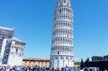 意大利比萨斜塔 意大利·欧洲