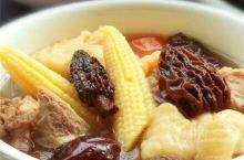【新鲜羊肚菌() 一种菌类,春季尝鲜 ,可炖汤可打火锅, 鲜的掉眉毛 羊肚菌炖鸡汤 羊肚菌酿肉 还可