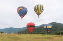 台东热气球观赏攻略,一点也不输土耳其  【景点攻略】  观赏乘坐热气球不用去遥远的土耳其,在台湾省的