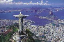 """耶稣山就是里约,乃至整个巴西的象征。耶稣山本名科尔科瓦多(Corcovado)山,葡萄牙文意为""""驼峰"""