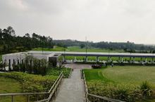 球场风光之鹤山高尔夫的练习场!很不错(*๓´╰╯`๓)