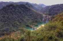 【自驾云南之四九龙瀑布】罗平九龙瀑布群,是国家AAAA级旅游景区,位于云南省罗平县 城北22公里处。