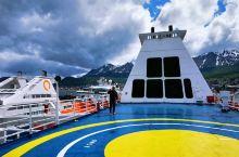 乌斯怀亚·火地岛省  世界尽头乌斯怀亚南极的起点,出发前的港口