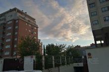 马德里的早晨•深秋•一路平安
