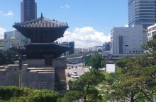 在韩国的日子