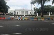 总统府,就在雅加达独立广场边上。