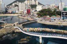 第三次来到釜山,韩国第二大城市,也是爱豆YH的故乡!这里融合美食(韩食,海鲜),美景(海云台、广安里