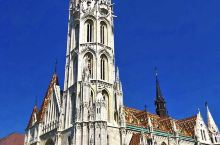 2019.08.31布达佩斯 - 渔人堡、匈牙利国会大厦、匈牙利国家美术馆:又来布达佩斯了,不同的是