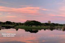 傍晚漫步 Glades Golf Course #我陪你长大,你陪我变老# 天真无邪,无忧无虑,回不