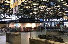 渥太华火车站 和国内无法比 但很干净和精致