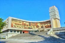 """这座晋江博物馆位于市区世纪大道东侧382号,是""""国家二级博物馆"""",创建于1986年,到今天将近30年"""
