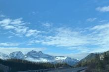 Jasper国家公园冰原大道