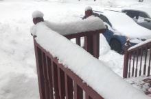 #好大的雪#