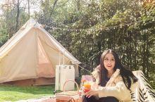 【杭州探店】不愧是网红喜爱的咖啡店,自带帐篷花园【店名】One day(红普路店) 杭州的下沙真的是