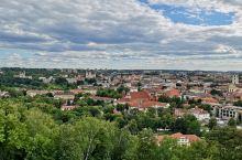 我在立陶宛维尔纽斯