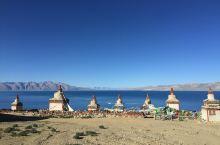 西藏文部当惹雍错,神秘的文部,称之为雍措碧玉般的湖水,我见过的最蓝、最神秘、最寂静的湖。