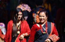 尼泊尔众生相,迷人的笑容