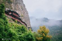 大慈岩,江南唯一的悬空寺 位于浙江建德的大慈岩,就是一处将佛教文化与山水风光融为一体的旅游胜地。大慈
