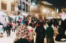 朴素的尼泊尔藏族人