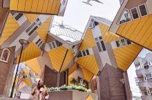 荷兰旅行|太魔幻!黄色立体方块屋,你一定不能错过!    荷兰的建筑师非常擅长因地制宜的设计出独特风