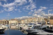 法国 马赛 旧港