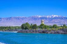 你相信这么清的水来自黄河吗? 天下黄河贵德清, 碧如蓝的黄河,远处就是奇幻丹霞 除了 青海湖 ,青海