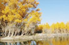 新疆民丰的美景!