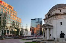 伯明翰的百年印记——伯明翰百年广场  从小小村落到大英帝国第二都再到世界大战后的重建,伯明翰的发展历