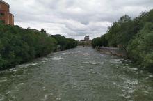 我的家乡阿勒泰市,我们的母亲河,克兰河,我爱您