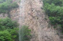 河南渑池县仰韶大峡谷养生谷(一):这里是仰韶文化的发源地,峡谷全长50余公里,以险、奇、幽、雄著称,
