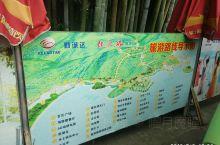 河源镜花缘景点是根据清代文人李汝珍创作的《镜花缘》小说复制出来的人工景点,这边在河源自来水取用水万绿