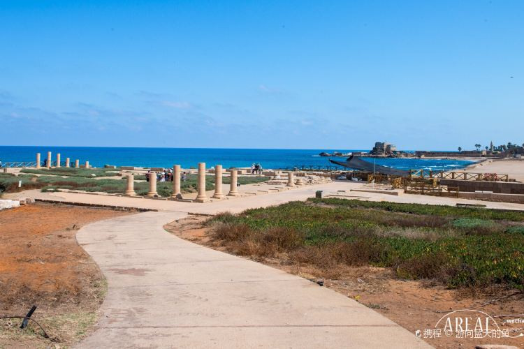 Caesarea National Park1